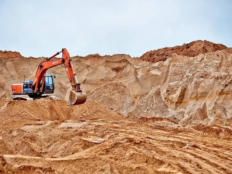 Купить песок в Солнечногорске с карьера