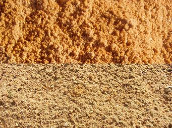 Песок с Солнечногорского карьера сеяный и мытый